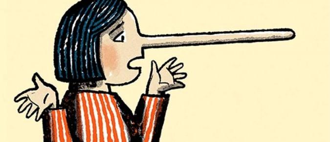 Kobiety potrafią nieźle kłamać - uważaj!